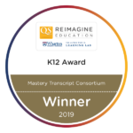 Reimagine Education K-12 Award Winner