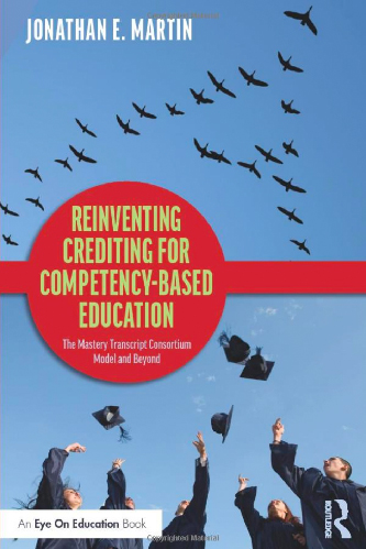 Reinventing Crediting for Competency-Based Education book cover