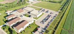 View of Northern Cass School District