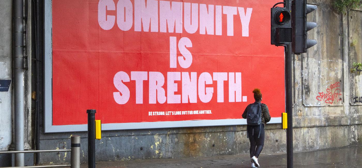 community-is-strength